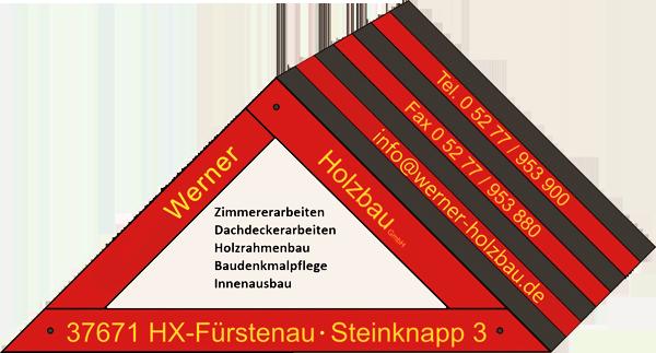 Werner Holzbau GmbH - Logo